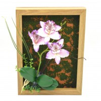 Floare artificiala D1101, diverse culori, 30 x 22 cm