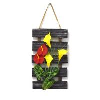 Floare artificiala D1097, diverse culori, 40 x 24 cm