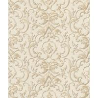 Tapet fibra textila, model floral, Grandeco Via Veneto VV3205, 10 x 0.53 m