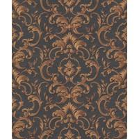 Tapet fibra textila, model floral, Grandeco Via Veneto VV3206, 10 x 0.53 m