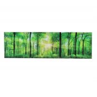 Tablou canvas TA18-PA06280, peisaj, pe panza, 30 x 100 cm