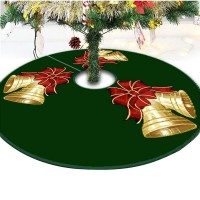 Covoras brad Jingle Bells 126410, nailon, 80 cm