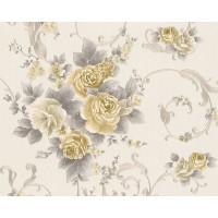 Tapet vlies, model floral, AS Creation Romantica 3 306474, 10 x 0.53 m