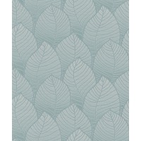 Tapet fibra textila, model frunze, Grandeco Orion ON3002, 10 x 0.53 m