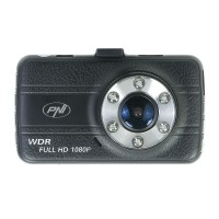 Camera auto PNI Voyager S1250, DVR, Full HD, ecran 3 inch, card 16 GB inclus