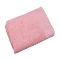 Prosop baie Spa Luxury, bumbac, roz, 50 x 90 cm