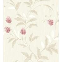 Tapet fibra textila, model floral, Grandeco Entity A33804, 10 x 0.53 m