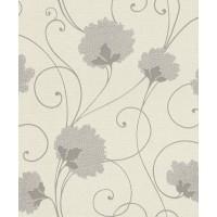 Tapet netesut, model floral, Rasch Selection 898514 10 x 0.53 m