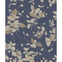 Tapet fibra textila, model floral, Rasch Uptown 402544, 10 x 0.53 m