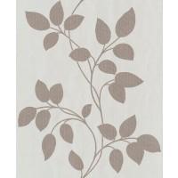 Tapet fibra textila, model floral, Grandeco Orion ON2105, 10 x 0.53 m