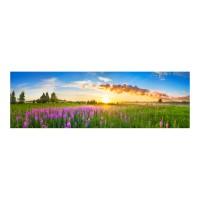 Tablou TTA18-PA11110, peisaj, canvas, 30 x 100 cm