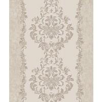 Tapet fibra textila, model floral, Grandeco Via Veneto VV4002, 10 x 0.53 m