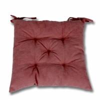 Perna scaun Hazan 23, poliester + fibra poliester siliconizata, violet, 43 x 43 cm