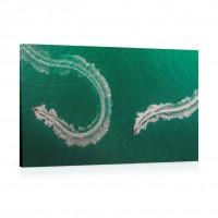 Tablou 03341, Aerian, canvas, 50 x 100 cm