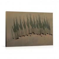 Tablou 03338, Camile in desert, canvas, 60 x 90 cm