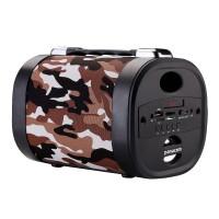 Boxa portabila activa Akai BZ-4005, Bluetooth, 5 W, USB, TF card, telecomanda, diverse culori