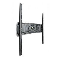 Suport TV curbat, pe perete, Meliconi Curved 400, fix, 81 - 203 cm, 50 kg, negru