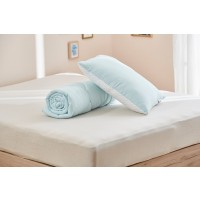 Set pilota si perna pentru dormit, Dormeo Sleep Inspiration, 140 x 200 cm, 50 x 70 cm
