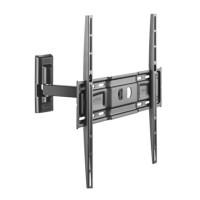 Suport TV LCD / LED, pe perete, Meliconi CME ER400, reglabil, 102 - 165 cm, 30 kg, negru