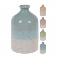 Vaza decorativa, ceramica, Koopman 082000270, diverse modele, H 20 cm