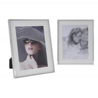 Rama foto Koopman 836700170, metalica, 15 x 20 cm, argintie