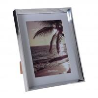 Rama foto Koopman 837500010, plastic, 13 x 18 cm, argintie