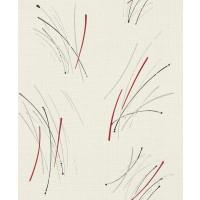 Tapet fibra textila, model geometric, Rasch Das Beste 735055, 10 x 0.53 m