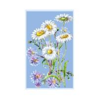 Tablou TA19-A43107, compozitie cu flori, canvas,, 50 x 70 cm