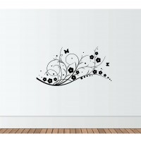 Sticker decorativ perete, living, Decorativ 1, PT3002 TR, 50 x 70 cm