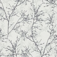 Tapet vlies, model arbori, Erismann Instawalls 543210, 10 x 0.53 m