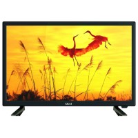 Televizor LED Akai LT-2211HD, diagonala 55 cm, Full HD, negru