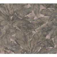 Tapet vlies, model frunze, AS Creation Metropolitan Stories 369271, 10 x 0.53 m