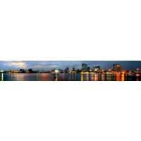 Panou decorativ bucatarie Splashback, compozit, luminescent, SPB 022, 60 x 200 cm
