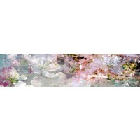 Panou decorativ bucatarie Splashback, compozit, luminescent, SPB 031, 60 x 200 cm