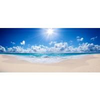 Panou decorativ bucatarie Splashback, compozit, luminescent, SPB 041, 60 x 200 cm