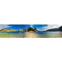 Panou decorativ bucatarie Splashback, compozit, luminescent, SPB 043, peisaj, 2600 x 600 x 3 mm