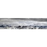 Panou decorativ bucatarie Splashback, compozit, luminescent, SPB 058, peisaj, 2600 x 750 x 3 mm