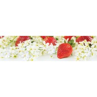 Panou decorativ bucatarie Splashback, compozit, luminescent, SPB 062, fructe, 4000 x 600 x 3 mm