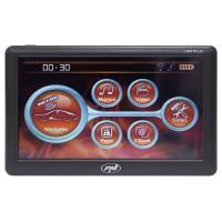 Sistem de navigatie GPS PNI L807 Plus, diagonala 7 inch, LCD, 8 GB memorie interna, 800 Mhz, 256 MB DDR, FM transmitter, slot card microSD