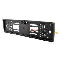 Camera mers inapoi, marsarier, PNI Escort C100, universala, suport de numar inclus, 54.5 x 14 cm, neagra
