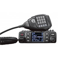 Statie radio emisie / receptie VHF / UHF CRT Micron UV, dual band, frecventa 136 - 174 Mhz - 400 - 470 Mhz, Talk Around, Time out Timer, putere Hi / Low, Dual Watch