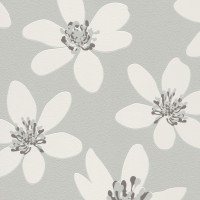 Tapet fibra textila, model floral, Rasch Prego 700121, 10 x 0.53 m