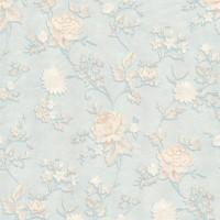 Tapet fibra textila, model floral, Grandeco Via Veneto VV3102, 10 x 0.53 m