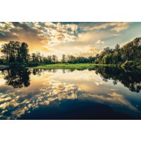 Fototapet duplex Sunset 12024P8 368 x 254 cm