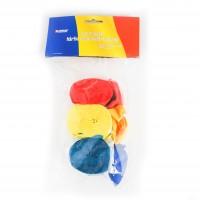 Set Tricolor cu 3 baloane + 3 bucati hartie creponata, 5 x 200 cm