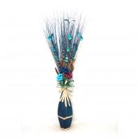 Aranjament flori uscate, 120 AR 39340, H 150 cm