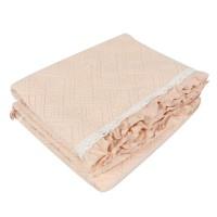 Cuvertura de pat, Caressa 1785, 100 % bumbac, 180 x 240 cm