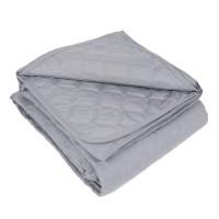 Cuvertura pentru pat Caressa GS2016-D, 100 % poliester, 180 x 240 cm