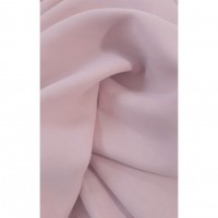 Perdea Roxy S18, poliester, roz, H 280 cm