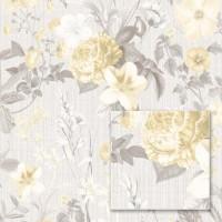 Tapet PVC, model floral, Sintra Marbella 348000, 10.05 x 0.53 m